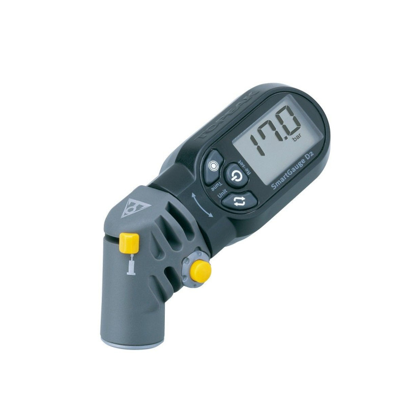 TOPEAK Digitales Manometer - Smart Gauge D2